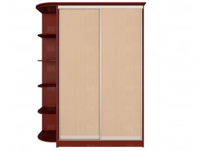Шкаф-купе 2-х дверный для прихожей Модерн 200 К1