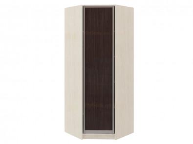 Угловой шкаф диагональный с распашной дверью Модерн 100