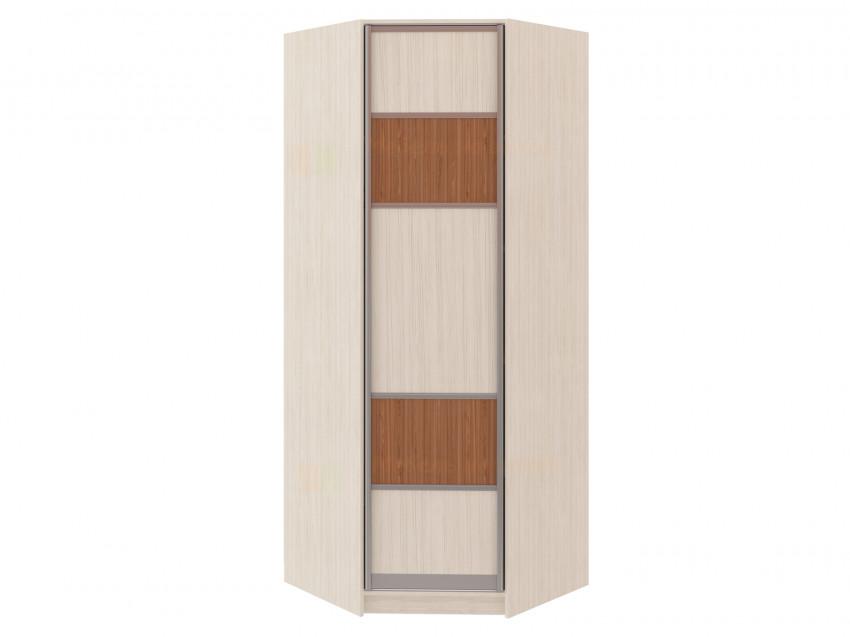 Угловой шкаф диагональный с распашной дверью Модерн 102