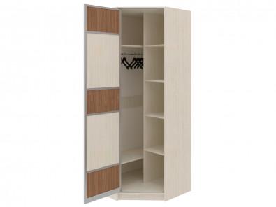 Угловой шкаф диагональный с распашной дверью Модерн 105