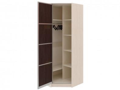 Угловой шкаф диагональный с распашной дверью Модерн 108