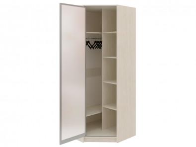 Угловой шкаф диагональный с фотопечатью Модерн 140